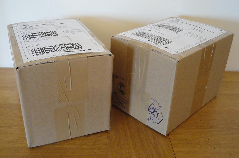 Comment envoyer un gros colis for Envoyer un colis encombrant